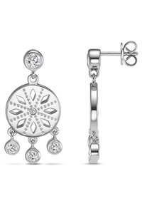 JETTE - Earrings - silver - 2