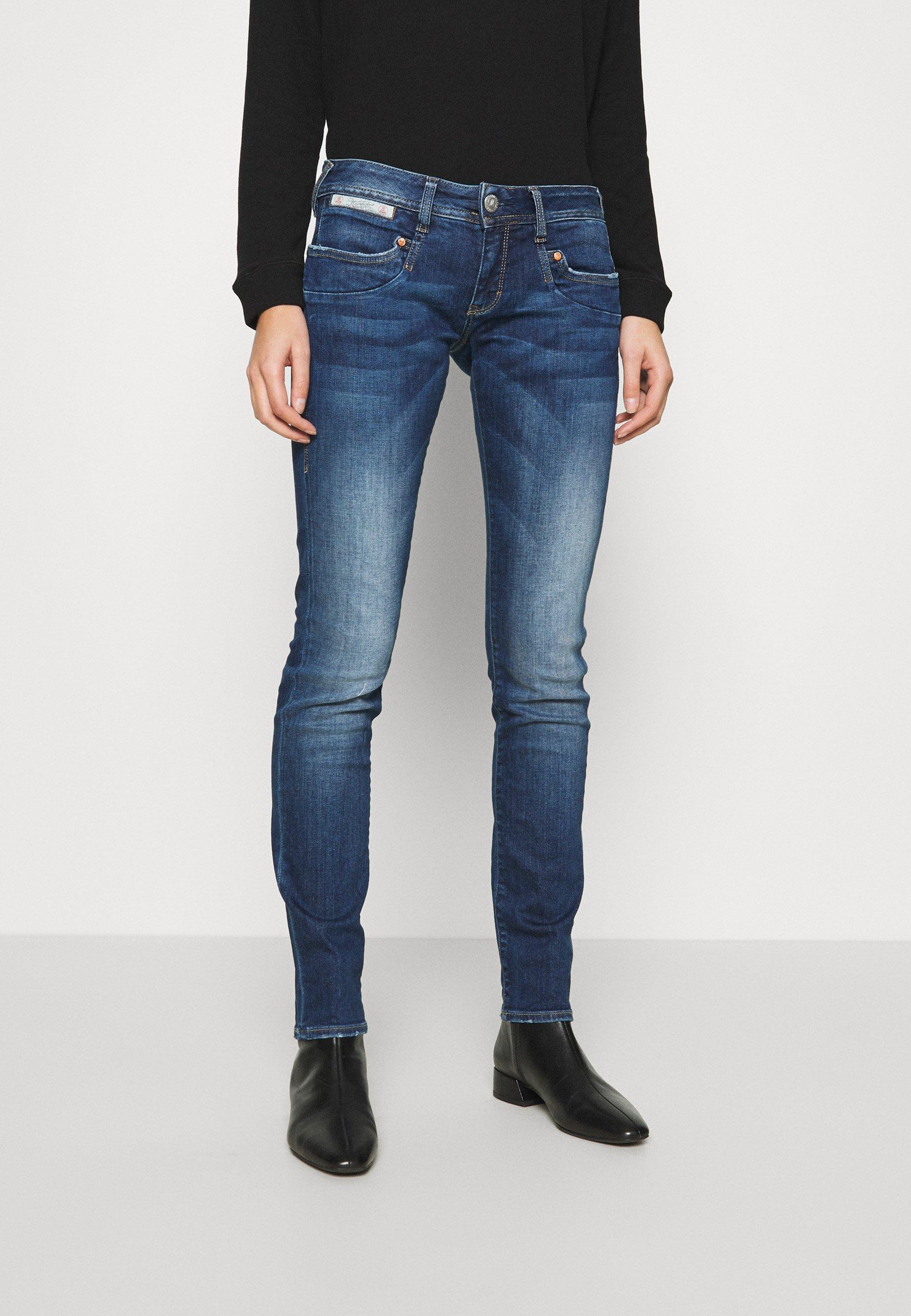 Donna PIPER-SLIM-ORGANIC - Jeans slim fit