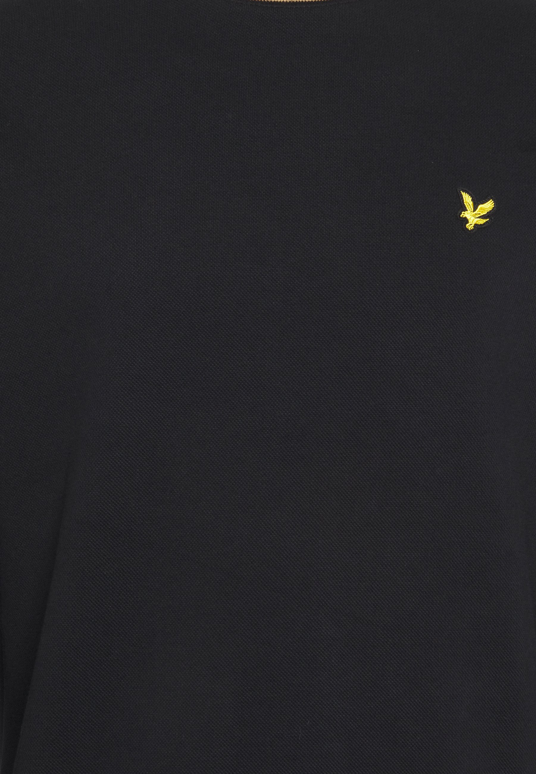 Lyle & Scott Tipping - Sweatshirt Jet Black/svart