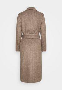 Freequent - FQMACIA POCKET - Classic coat - oxford tan - 1
