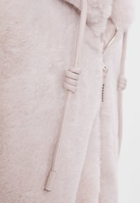Bershka - Fleece jacket - beige - 5