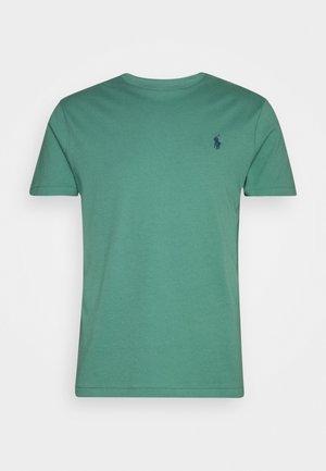 SHORT SLEEVE - Basic T-shirt - seafoam