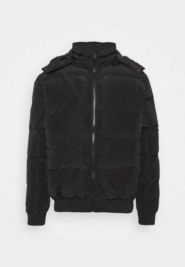 COVENT PUFFER JACKET - Winterjacke - black