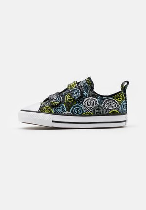 CHUCK TAYLOR ALL STAR YETI UNISEX - Sneaker low - black/azure haze/lemon