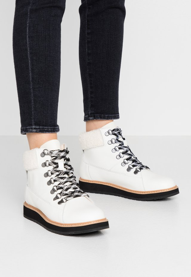 MESA - Ankle boots - white