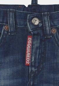Dsquared2 - UNISEX - Slim fit jeans - blue denim - 2