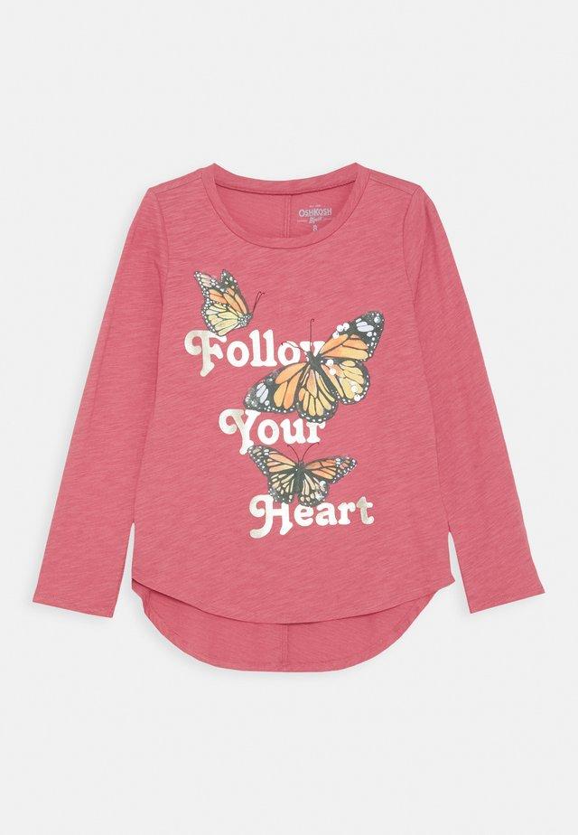 CANADA TULIP - Camiseta de manga larga - pink