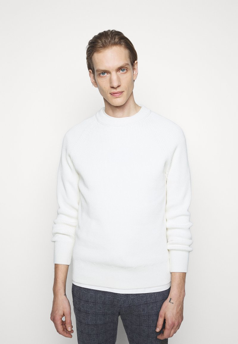 DRYKORN - AARON - Neule - off white