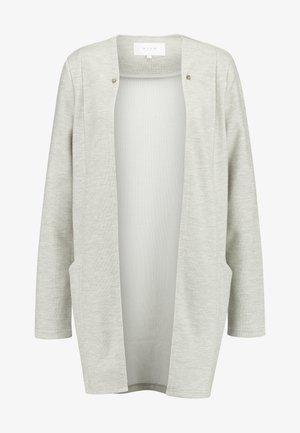 SAVIA COATIGAN - Cardigan - light grey melange