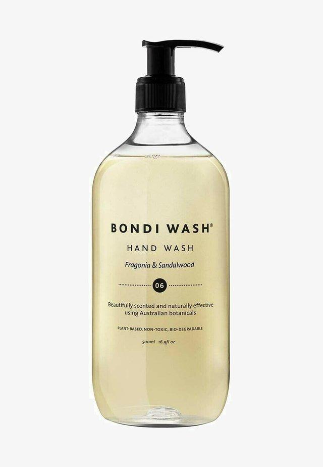 BONDI WASH HANDSEIFE HAND WASH FRAGONIA & SANDALWOOD - Liquid soap - -