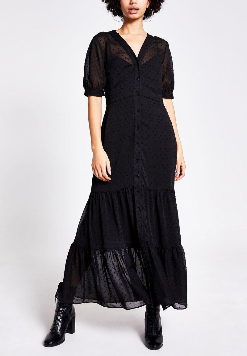 River Island - Maxi dress - black