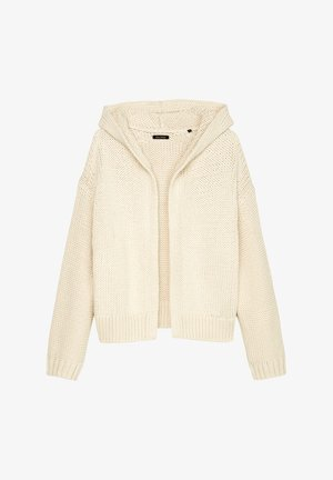 Cardigan - chalky raw