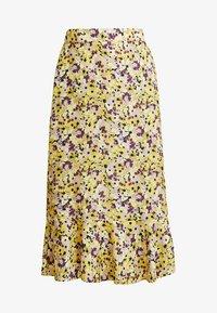 Six Ames - LEA - Áčková sukně - multi-colored - 3