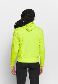 Champion - HOODED - Huppari - neon green - 2