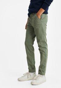 WE Fashion - Chino - mint green - 1