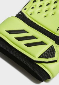 adidas Performance - PREDATOR TRAINING GOALKEEPER GLOVES - Goalkeeping gloves - green - 1
