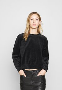 Monki - CORY - Sweatshirt - black - 0