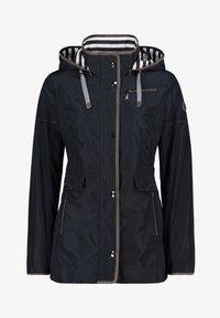Gil Bret - MIT ABNEHMBARER KAPUZE - Summer jacket - dark blue - 3