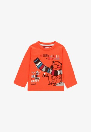 Long sleeved top - carrot