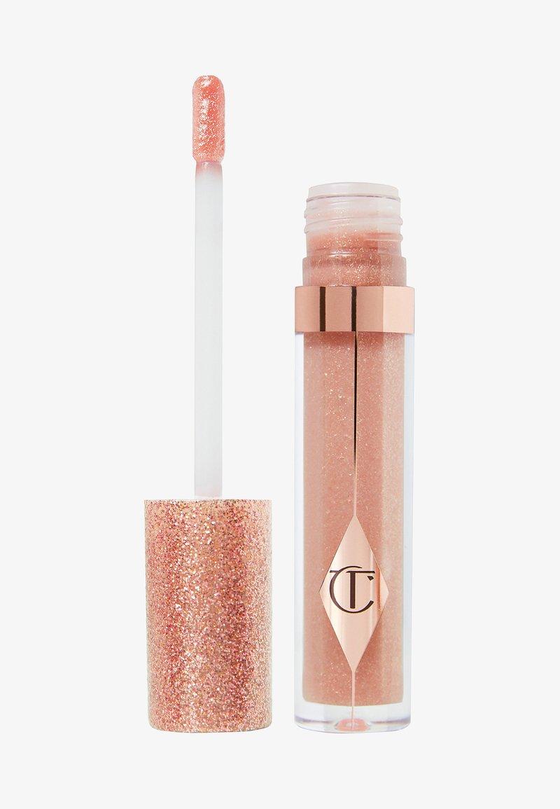 Charlotte Tilbury - CHARLOTTE'S JEWEL LIPS - Lip gloss - champagne diamonds
