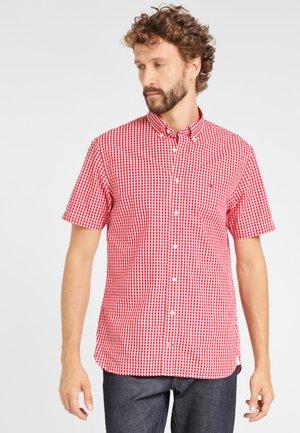 Shirt - haute red/bright white