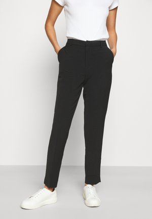 ONLTANYA TELMA CIGARETTE PANTS  - Trousers - black
