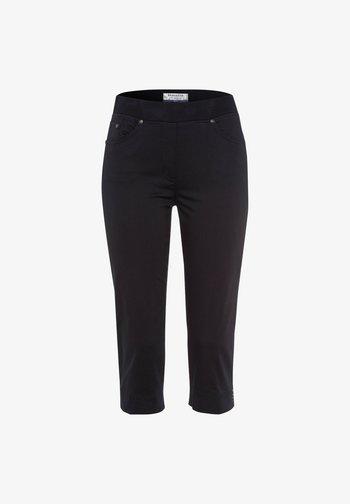 STYLE PAMONA - Trousers - dunkel blau