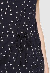 ONLY - ONLMILLIE BELT DRESS - Jersey dress - night sky/silver - 3