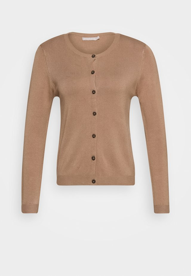 PCESERA - Cardigan - natural