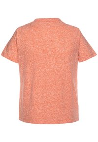 J.CREW - DINO ROBOT TEE ABBOTT - Camiseta estampada - coral - 1
