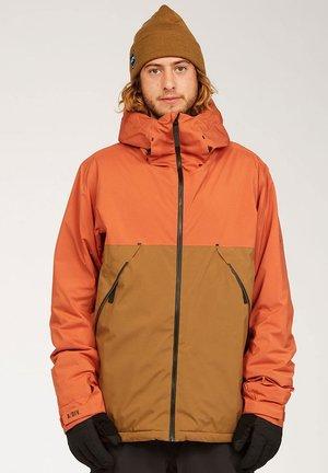 Winter jacket - auburn