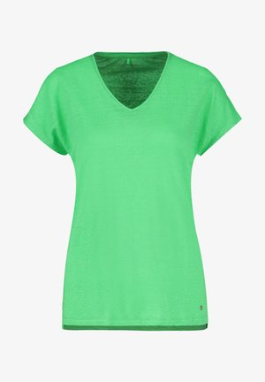 Basic T-shirt - inselgrün