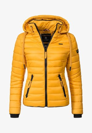 LULANA - Light jacket - yellow