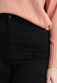 Even&Odd Curvy - Jeans Skinny Fit - schwarz - 4