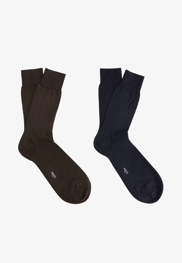 SCOTLIAM - Chaussettes - donkermarine