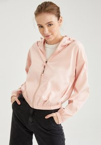 DeFacto - Summer jacket - pink - 0