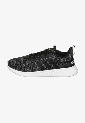 PUREMOTION - Trail running shoes - core black / core black / footwear white