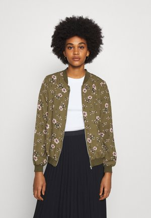 VMGALLIE  - Bomber Jacket - beech/gallie