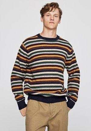 ALAIN - Strickpullover - multi-coloured
