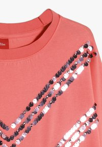 s.Oliver - Long sleeved top - pink - 4