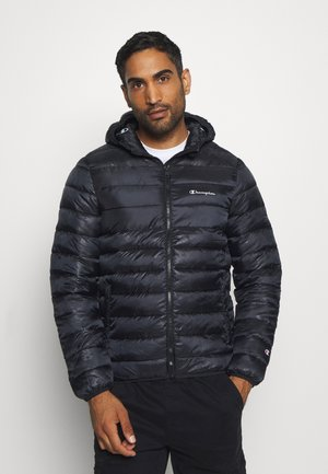 LEGACY HOODED JACKET - Chaqueta de invierno - black