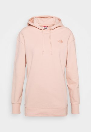 HOODIE  - Jersey con capucha - evening sand pink