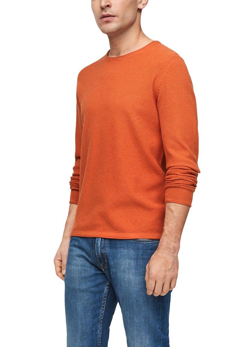 s.Oliver - Pullover - orange