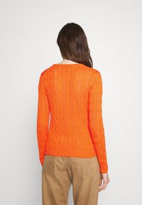 Polo Ralph Lauren - CLASSIC - Strikkegenser - fiesta orange - 2