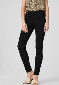 C&A - Jeans Skinny Fit - black - 0
