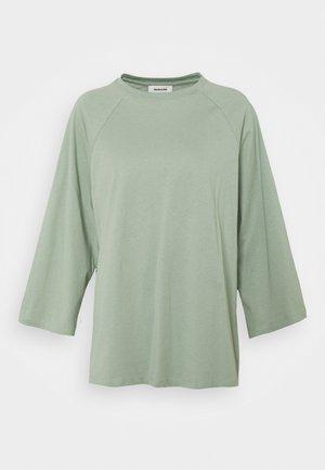 NAPOLI - Long sleeved top - sage