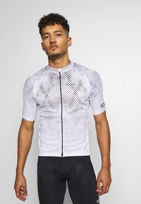 Gore Wear - ENERGIA TRIKOT - T-Shirt print - light grey - 0