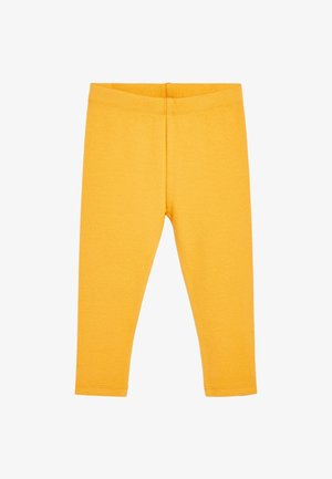 SOFT TOUCH - Leggings - Trousers - yellow