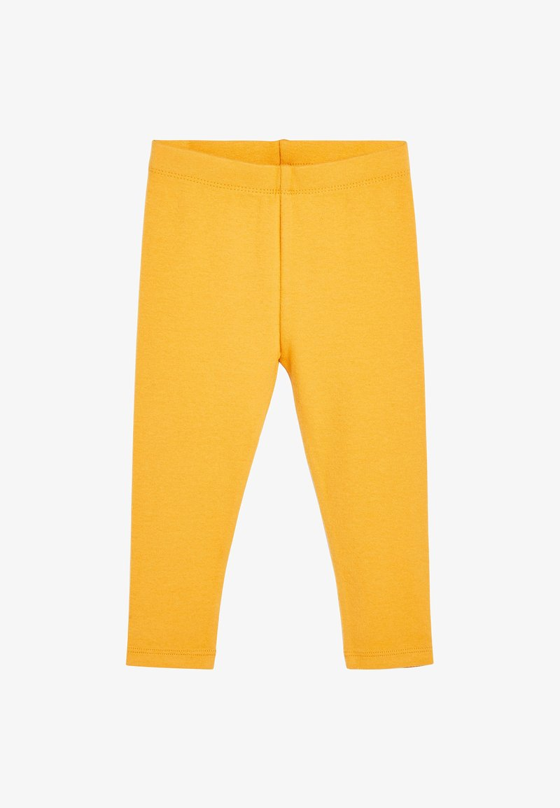 Next - SOFT TOUCH - Leggings - Trousers - yellow