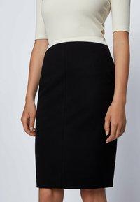 BOSS - Pencil skirt - black - 3